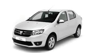 rent a car cu kilometri nelimitati, dacia logan