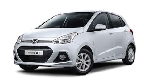 Inchirieri auto fara card de credit, rent a car hyundai i10