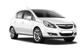 autonoleggio prezzi, rent a car opel corsa
