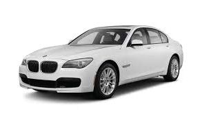 rent a car luxury bmw serie 7