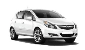 rent a car Negresti Oas opel corsa miamacchina