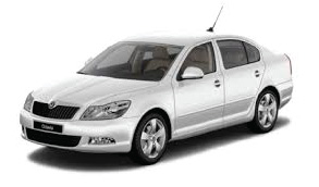 rent a car romania skoda octavia
