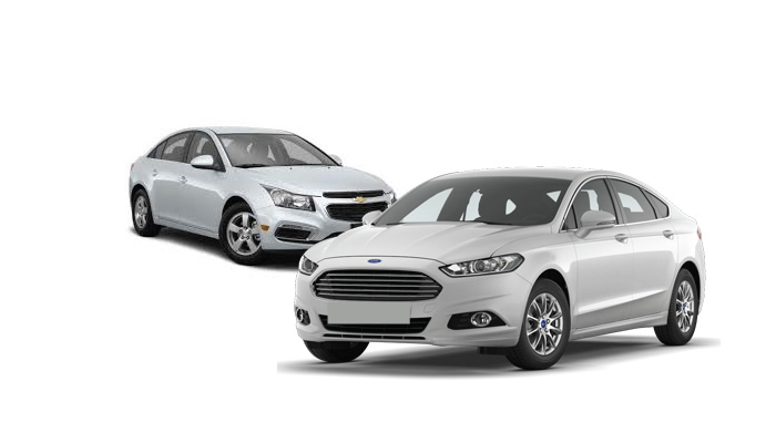 inchirieri auto clasa standard