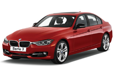 rent a car bmw serie 3