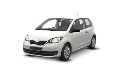 rent a car skoda citigo