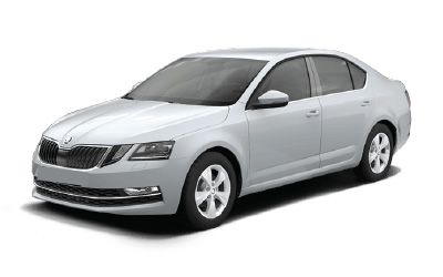rent a car skoda octavia