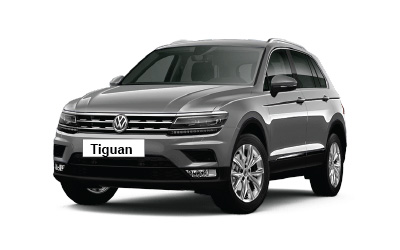 rent a car vw tiguan