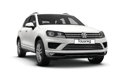 rent a car vw touareg
