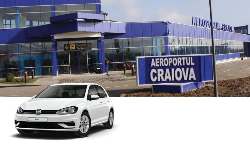 inchirieri auto Craiova Aeroport