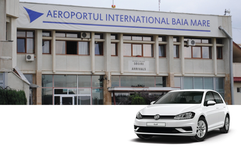 inchirieri auto Baia Mare Aeroport