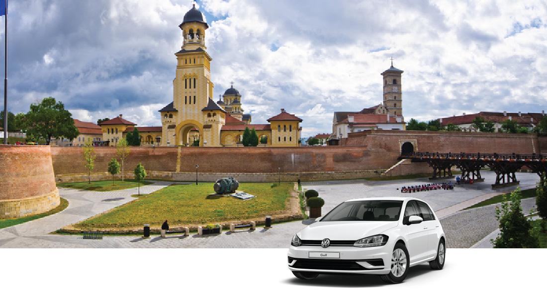 inchirieri auto Alba Iulia