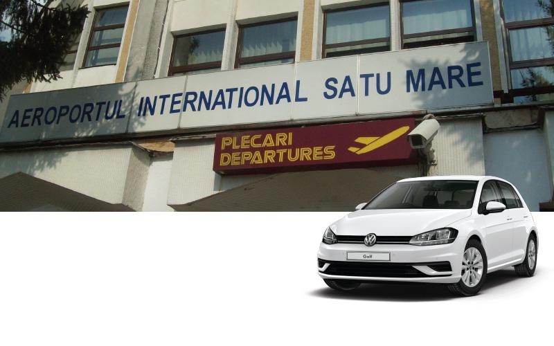 inchirieri auto Satu Mare Aeroport