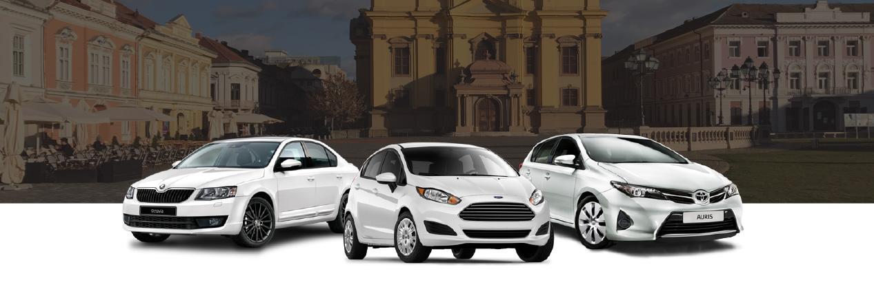 Inchirieri Auto Timisoara West Rent a Car